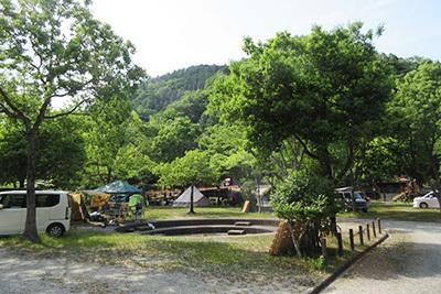 やすらぎ村1日目_第1キャンプ場4408.JPG